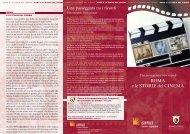 ROMA e le STORIE del CINEMA - Ama