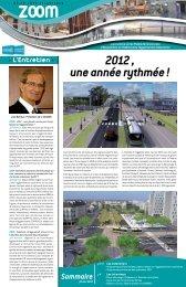 2012 , une année rythmée ! - La Carène