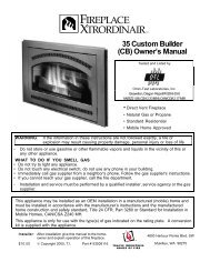 Installation (for qualified installers only) - Travis Industries Dealer ...