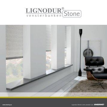Lignodur Stone brochure - Heering