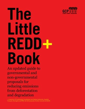 An updated guide to governmental and non ... - The REDD Desk