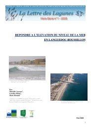 Lettre des lagunes - Hors-Série n°1 - Pôle-relais lagunes ...