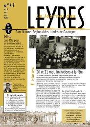 n°13 n°13 - Ecotourisme dans les Landes de Gascogne