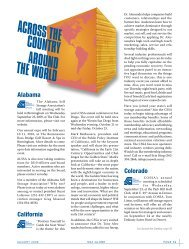 Across the Nation, World - Self Storage Association Globe