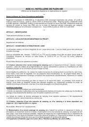 Aide a l'hotellerie de plein air.pdf - Tourisme en Meuse