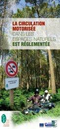 VTM - Dépliant - Ecotourisme dans les Landes de Gascogne