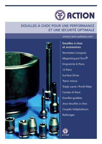 Douilles Surface Drive - Doga