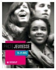 Le Pacte Jeunesse - Ville de Rennes