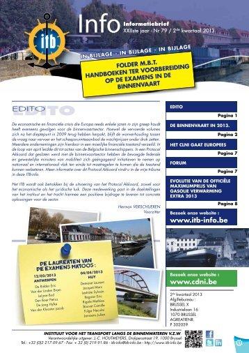ITB-informatiebrief 2/2013