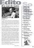 Janvier 2012 Bulletin municipal n°33 - Saint-Priest-sous-Aixe - Page 3