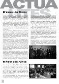 Janvier 2012 Bulletin municipal n°33 - Saint-Priest-sous-Aixe - Page 4