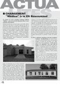Janvier 2012 Bulletin municipal n°33 - Saint-Priest-sous-Aixe - Page 6
