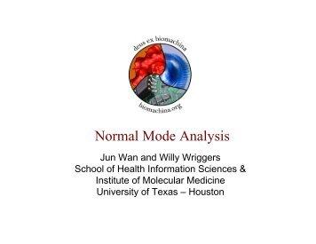 Normal Mode Analysis - Situs - biomachina.org