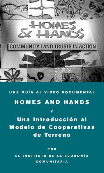 Homes&Hands spanishmech - Groundspark