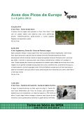Aves dos Picos da Europa - spea - Page 2