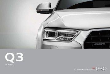 Vettura - Audi