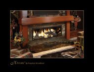 Xtreme™ - Fireplaces