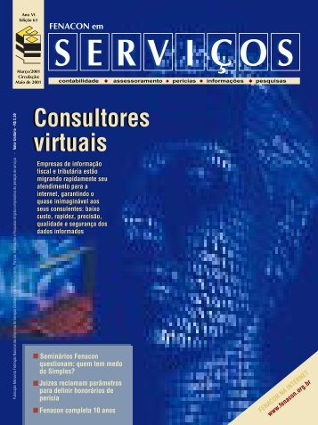 Consultores virtuais Consultores virtuais - Fenacon