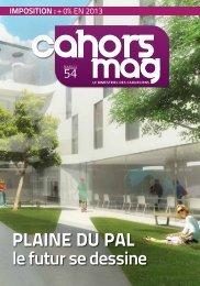 Cahors Mag N° 54