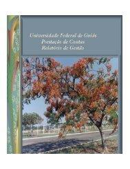 Relatório de Gestão 2002 - Pró-Reitoria de Administração e Finanças