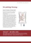 Voluven - Välj säkerhet - Fresenius Kabi - Page 7