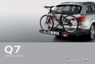 Accessori per Audi Q7 - Automoto.it