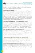 Témoignages CEFA - Sysfal - Page 4