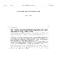 Avis du Comité des régions sur le «Livre blanc sur le sport - EUR-Lex