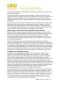funding and eligibility criteria - LGiU - Page 5