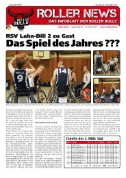 Roller News - Roller Bulls