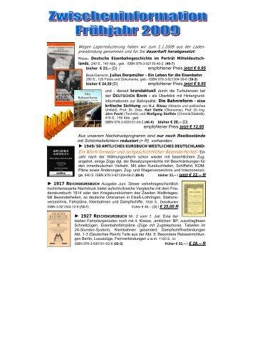 empfohlener Preis jetzt € 9,95 empfohlener Preis jetzt ... - Ritzau KG