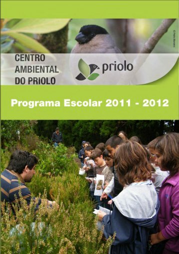 download - Centro Ambiental do Priolo - spea