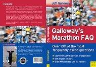 Marathon FAQs