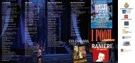 Programma Festival Puccini - Nannimagazine.it