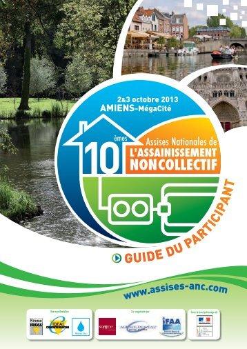 Ouvrir - 10e Assises Nationales de l'Assainissement Non Collectif