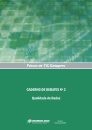 Fórum de TIC Dataprev