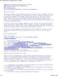 Geluidsreductie in Hoevelaken als eis! + subsidie - Wij helpen graag!