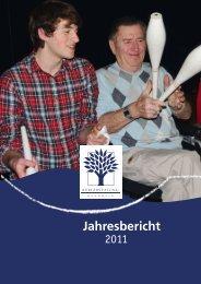 Jahresbericht 2011 - Bürgerstiftung Hannover
