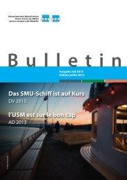 SMU Bulletin - Association Valaisanne des Entreprises de ...