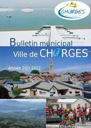 bulletin municipal annee 2011/2012 - Mairie de Chorges