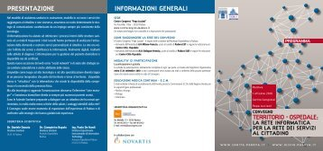 programma - Azienda Ospedaliera di Padova