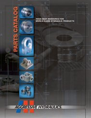 Download Cylinder Component Parts Catalog in PDF Format