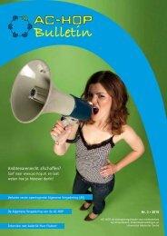 Bulletin 3 - 2010 (550 kb) - AC-HOP