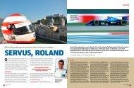 Roland Ratzenberger, de man die stierf in Senna's schaduw - DevL
