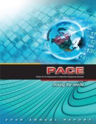 2008 PACE Annual Report