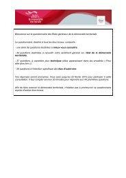 Le questionnaire en PDF - Association des maires de grandes villes ...