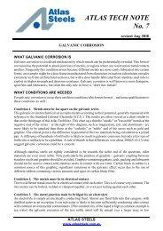ATLAS TECH NOTE No. 7 - Corrosionist