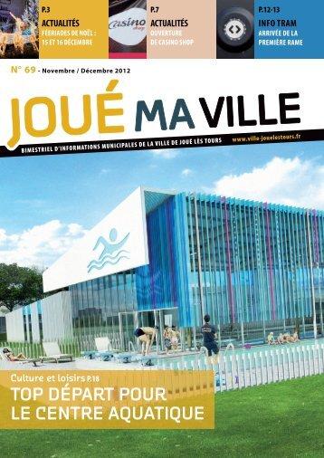 En savoir plus - Mairie de Joué lès Tours