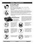 36 DV XL Owner's Manual - Travis Industries Dealer Services Login ... - Page 4
