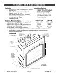 36 DV XL Owner's Manual - Travis Industries Dealer Services Login ... - Page 6